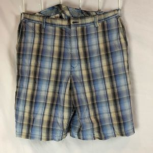 Tommy Bahama plaid shorts